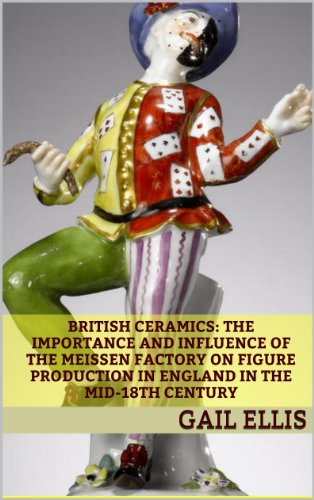 British Ceramics: The Importance and Influence of the Meissen Factory on Figure Production in England in the Mid-18th Century (English Edition)