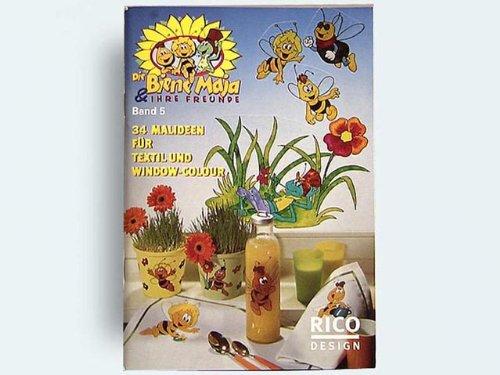 RICO Design, Nr.5, Die Biene Maja und ihre Freunde