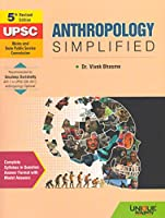 Anthropology Simplified for UPSC Dr. Vivek Bhasme ( Revised 4th Edition )