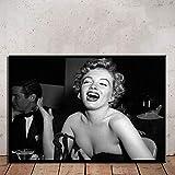 YWOHP Lienzo decoración del hogar Pintura de impresión HD Cartel de Estilo nórdico Arte de Pared Imagen Modular para Fondo de cabecera 30x40cm_No_Framed_1
