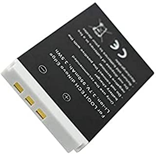 Batería para Logitech diNovo Edge 190304-2004, F12440071, M50A, DiNovo Mini, Y-RAY81