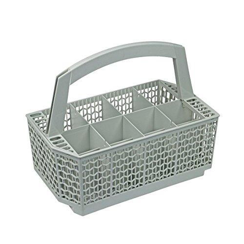 Miele Original-Besteckkorb mit Griff (8Fächer) für Spülmaschine