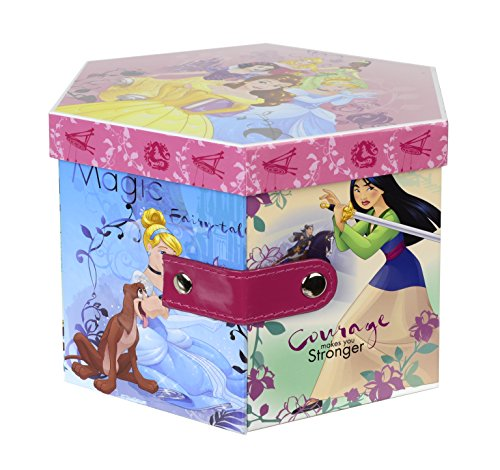 Disney Princesas Princess Makeup fairytale tier case (Markwins 9705010)