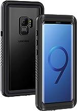 Lanhiem Samsung S9 Case, IP68 Waterproof Dustproof Shockproof Case with Built-in Screen..