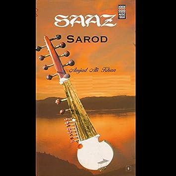 Saaz Sarod, Vol. 1