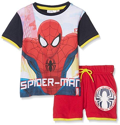 DC Comics Spiderman Ropa Interior de Deporte, Azul, 2-3 Años para Niñas