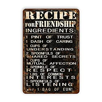Best recipe for friendship Reviews