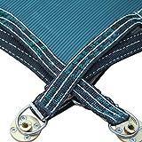 HWF Cobertor Cubierta Fundas para Piscinas, Cubiertas de Piscina de Invierno con Accesorios de Instalación, Cubierta para Piscinas Enterradas, 1m / 2m / 3m / 4m / 5m / 6m / 7m / 8m / 10m, Verde