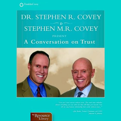 A Conversation on Trust cover art