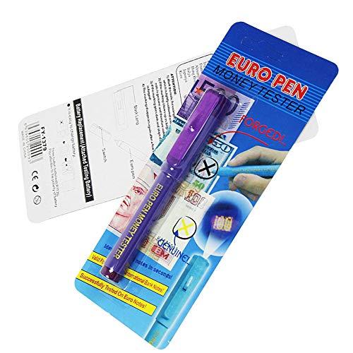 1/3 Stück Geldscheinsprüfer Stift Als Geldscheintester, Geldprüfer Stift Geldscheinprüfer Stift Prüfstift Geldschein Tester Geldscheinsprüfer