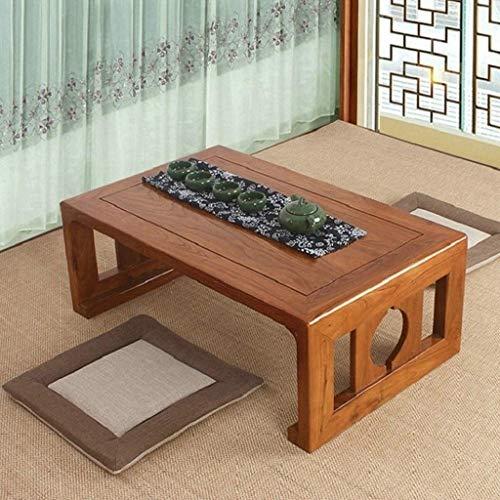 Goede Tv-standaard lamp telefoontafel sofa bijzettafel eiken tafel koffietafel woonkamermeubels tafels massief tafel computertafel studentenwerktafel klein, hoog belastbaar (kleur: T 30 * 45 * 70 cm hout