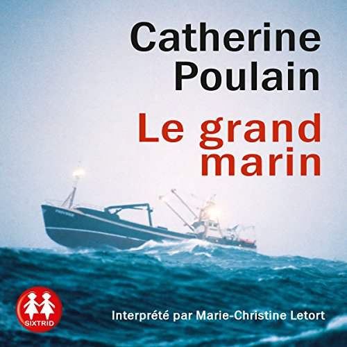 Couverture de Le grand marin