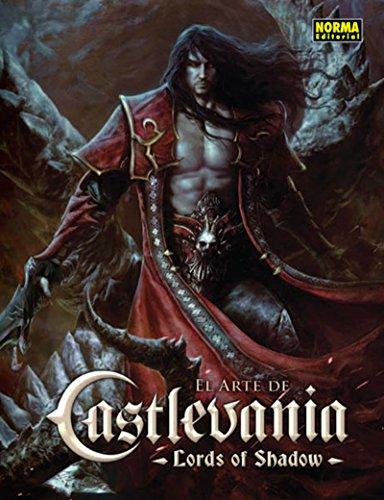 EL ARTE DE CASTLEVANIA: LORDS OF SHADOW (Comic Usa)