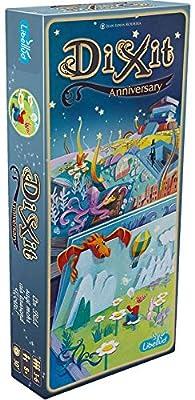 Libellud Asmodee - Jeux de cartes - Dixit