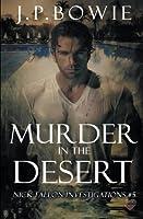 Murder in the Desert 1608209970 Book Cover