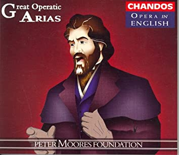 GREAT OPERATIC ARIAS (Sung in English), VOL. 6 - John Tomlinson