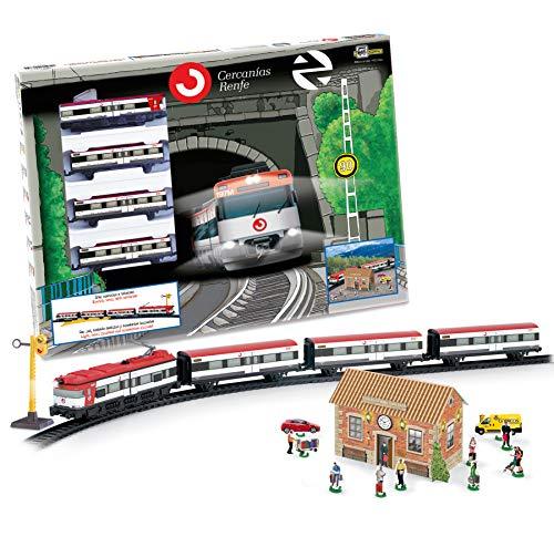 PEQUETREN Servicios E Industrias del Juguete 66-675 - Tren