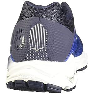 Mizuno Men's Wave Inspire 16 Road Running Shoe, True Blue, 9.5 D US