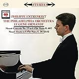 Mozart: Piano Concerto No. 22 in E-Flat Major, K. 482 & Piano Sonata No. 4 in E-Flat Major, K. 282