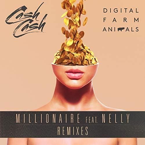 Cash Cash & Digital Farm Animals feat. Nelly