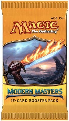 M:TG Magic the Gathering Modern Masters Booster Pack (15 Cards)