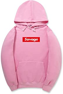 Fashion Savage Logo Hoodie Sweatshirt Multi Colors