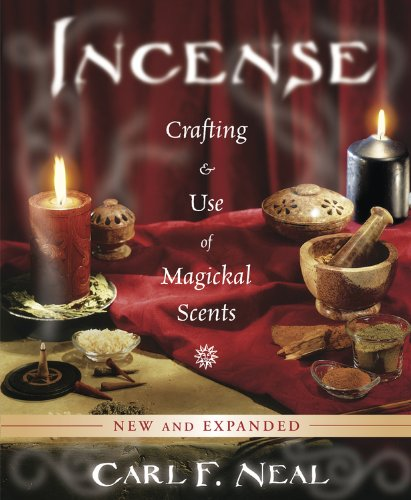 Incense: Crafting & Use of Magickal Scents (English Edition)
