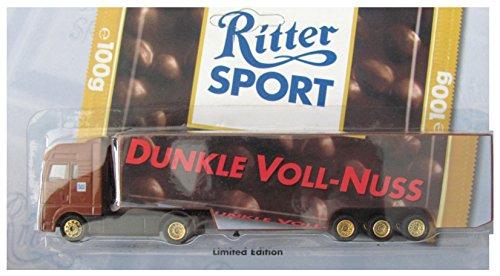 Ritter Sport Nr.09 - Dunkle Voll-Nuss - Man TG 460 - Sattelzug