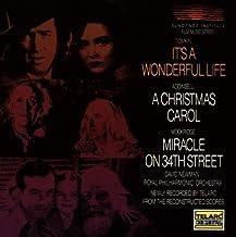 It`s a Wonderful Life / A Christmas Carol / Miracle on 34th Street (Sundance Film Music Series, Vol. 1)