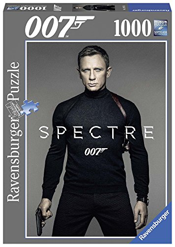 Ravensburger - 19573 - Puzzle James Bond 007 Spectre - 1000 pièces