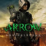 Arrow: Calendar 2021 in mini size 7  x7   with high quality images of your favorite TV Shows!