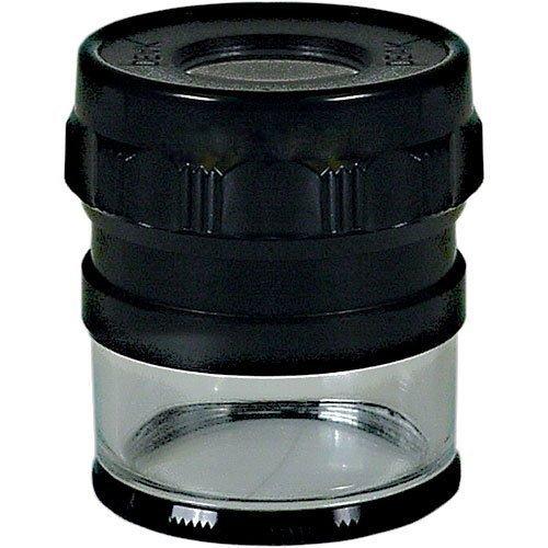 peak-lente Lupe 10X, Lupe mit Fokus, abnehmbar