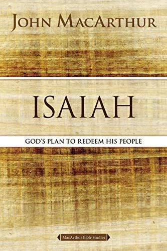 Isaiah (MacArthur Bible Studies)