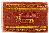 Jovi 72 - Plastilina, color marrón