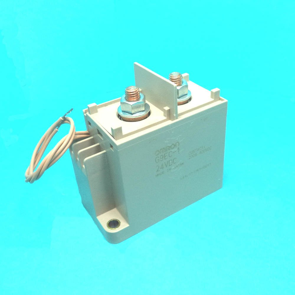 Chicago Mall OMRON ELECTRONIC COMPONENTS G9EC-1-B POWER OFFer SPST-NO RELAY DC24