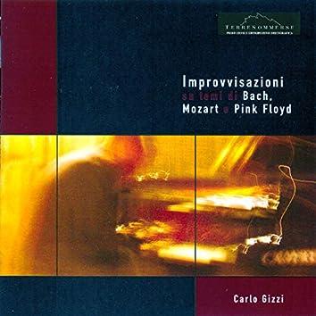 Improvvisazioni su temi di Bach, Mozart e Pink Floyd