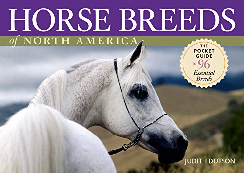 Horse Breeds of North America: The Pocket Guide to 96 Essential Breeds (English Edition)