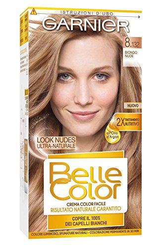 Garnier Garnier Belle Color Colorazione Permanente, 8.132 Biondo Nude