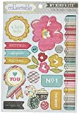 Unforgettable Collectable Chipboard Shapes-You Are