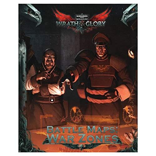Warhammer 40000 Wrath & Glory Battle Map Roleplay