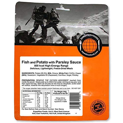 EXPEDITION FOODSexpeditionfoods.com Expedition Foods High Energy Serving...