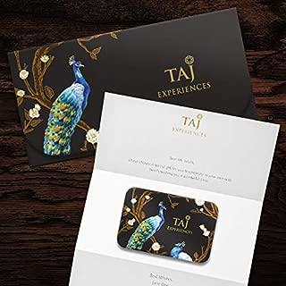TAJ EXPERIENCES GIFT CARD