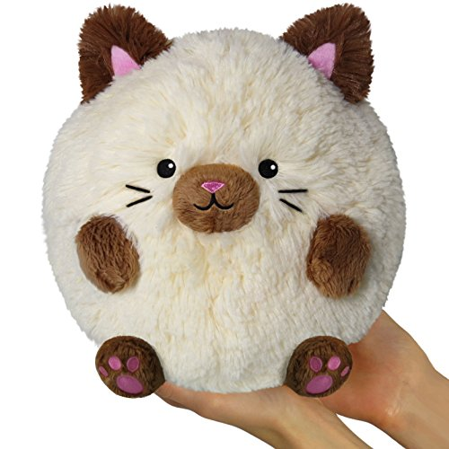 Squishable Siamese Cat Plush