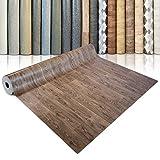 CV Bodenbelag Bartek Oak - extra abriebfester PVC Bodenbelag (geschäumt) - Bartek Eiche - edle Holzoptik - Oberfläche strukturiert - Meterware (200x300 cm)