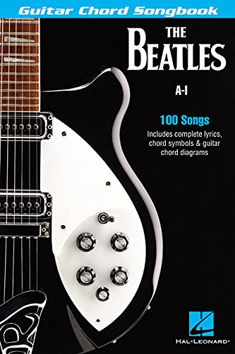 The Beatles A-I (Guitar Chord Songbooks)