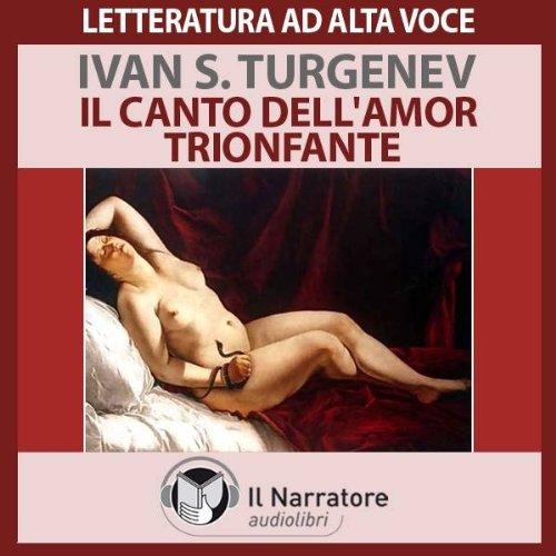 Il Canto dell'Amor trionfante copertina