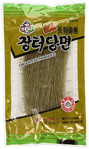 Sweet Potato Glass Noodles