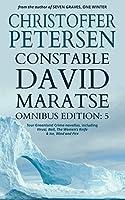 Constable David Maratse Omnibus Edition 5: Four Crime Novellas from Greenland