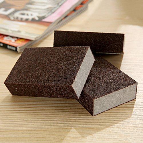 10pcs Nano borrador mágico limpieza estropajo esponja eliminar Stubborn manchas y Mark limpiador para libre de químicos