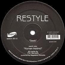 Restyle - Human Instinct / Seek - Search - SEARCH 401-5